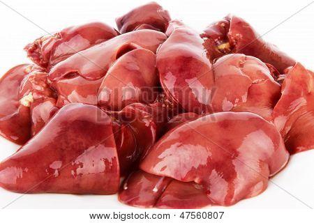 Fígado de galinha
