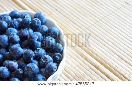 Fresh Bilberries