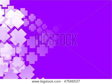 blue purple background