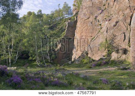 Millstone Edge, Derbyshire UK
