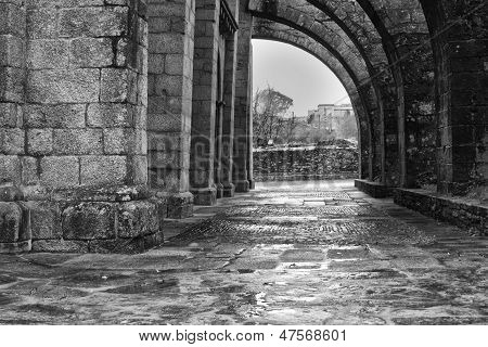 Santa Maria Maggiore And Real De Sar