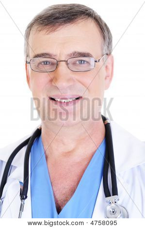 Senior Male Doctor