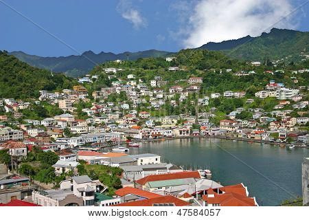 Caribbean Harbor
