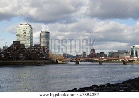 River Thames, Central London