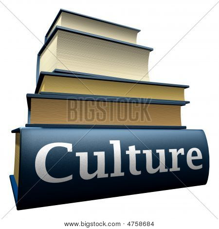 Education books - culture