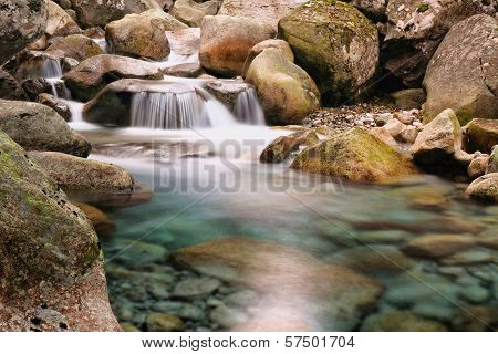 Restonica Valley, Corsica