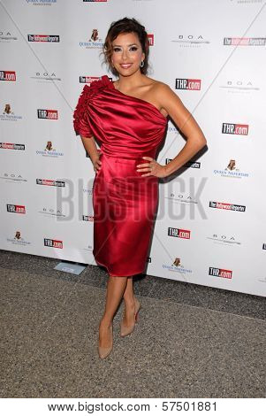 Eva Longoria Parker at the Hollywood Reporter