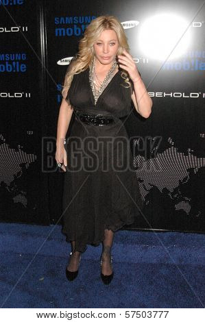 Taylor Dayne at the Samsung Behold ll Premiere Launch Party, Blvd. 3, Hollywood, CA. 11-18-09