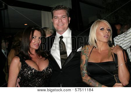Craig Brettman and Nada Mirat and Trisha Lurie  at the Multicultural Motion Picture Association's  17th Annual Diversity Awards, Beverly Hills Hotel, Beverly Hills, CA. 11-22-09