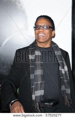 Herbie Hancock  at the