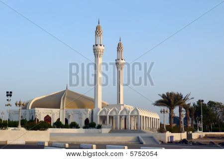 Mosque In Jeddah