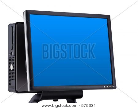 Digital Color Monitor