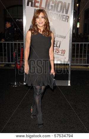 Jo Champa  at 'The Book Of Eli' Premiere, Chinese Theater, Hollywood, CA. 01-11-10