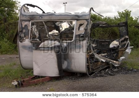 Torched RV