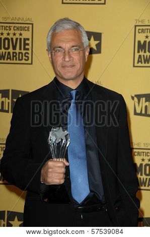 Louie Psihoyos  at the 15th Annual Critic's Choice Awards, Hollywood Palladium, Hollywood, CA. 01-15-10