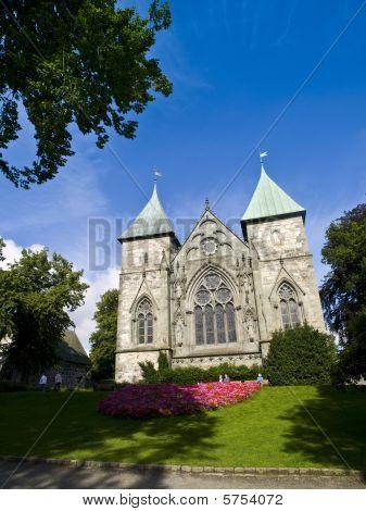 Stavanger Gothic Cathedral