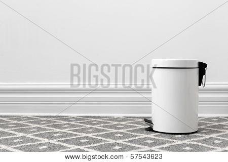 White Trash Can