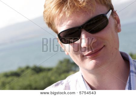 Red-haired Man