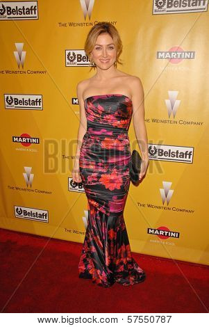 Sasha Alexander at The Weinstein Company 2010 Golden Globes After Party, Beverly Hilton Hotel, Beverly Hills, CA. 01-17-10
