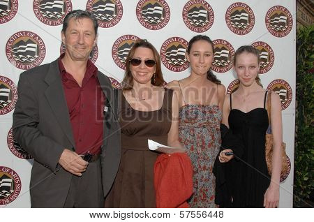 Charles Shaughnessy with Susan Fallender and family  at the 11th Annual Festival of Arts Pageant of the Masters. Private Location, Long Beach, CA. 08-29-09