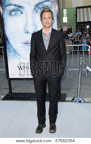 Gabriel Macht  at the Los Angeles Premiere of 'Whiteout'. Mann Village Theatre, Westwood, CA. 09-09-09