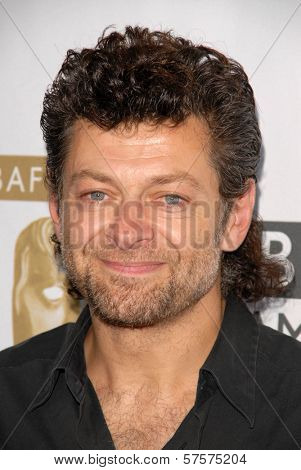 Andy Serkis  at the 7th Annual BAFTA-LA TV Tea Party. Intercontinental Hotel, Century City, CA. 09-19-09