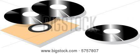 Vinyil Records