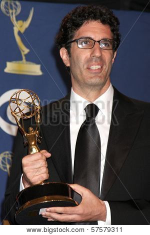 Jeff Blitz in the Press Room at the 61st Annual Primetime Emmy Awards. Nokia Theatre, Los Angeles, CA. 09-20-09