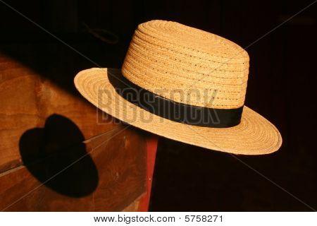 Chapéu de Amish flutuante