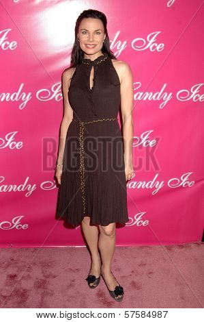 Elizabeth Lackey at the Launch of 'Candy Ice' Jewelry. Prego, Beverly Hills, CA. 09-24-09