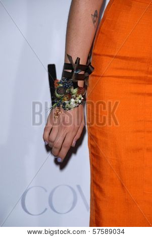 Alia Shawkat's jewelry at the Los Angeles Premiere of 'Whip It'. Grauman's Chinese Theatre, Hollywood, CA. 09-29-09