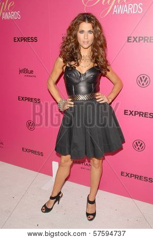 Samantha Harris  at the 6th Annual Hollywood Style Awards. Armand Hammer Museum, Westwood, CA. 10-11-09