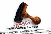 Health Tax Credit - Approved