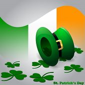 stock photo of irish flag  - St - JPG