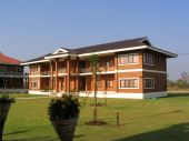 picture of unicity  - new brick techcology and building with great design and structure - JPG