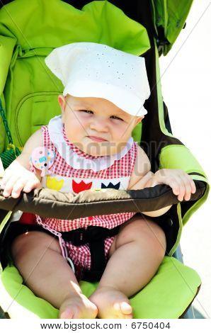 ernsthafte baby