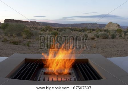 Desert Patio
