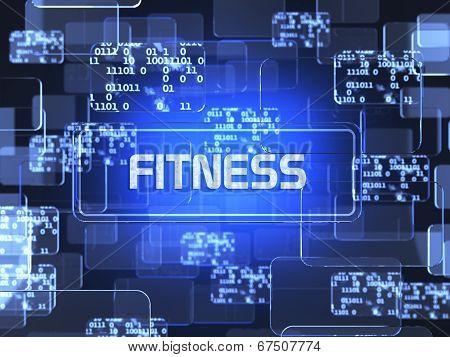 Healthy Life Screen Concept