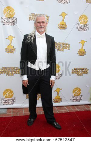 LOS ANGELES - JUN 26:  Camden Toy at the 40th Saturn Awards at the The Castaways on June 26, 2014 in Burbank, CA