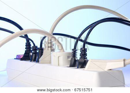 Multiple Socket With Plugs