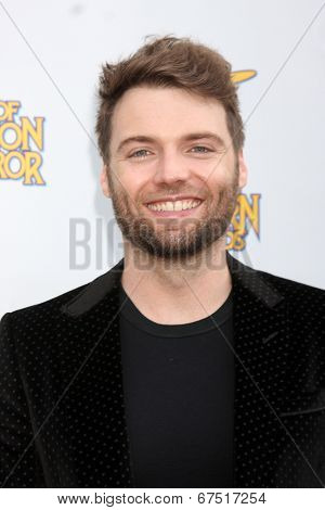 LOS ANGELES - JUN 26:  Seth Gabel at the 40th Saturn Awards at the The Castaways on June 26, 2014 in Burbank, CA