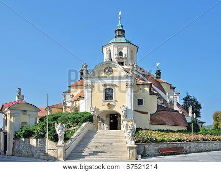 Haydn Church,Eisenstadt,Burgenland,Austria