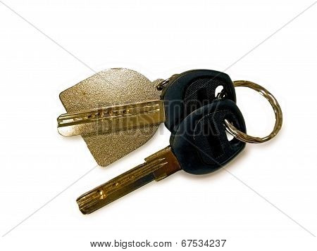 Keys With Ring