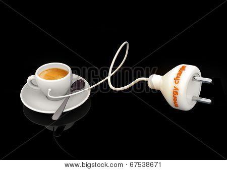 caffeine charge