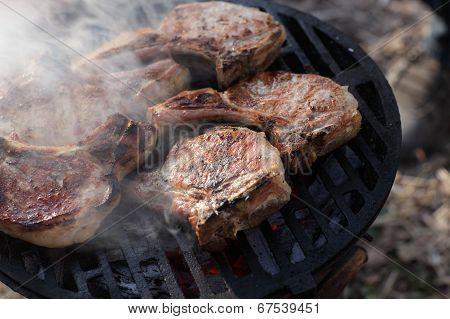 Smoked Pork