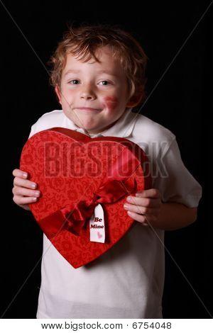 San Valentín tímido
