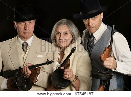 Gangsters companions