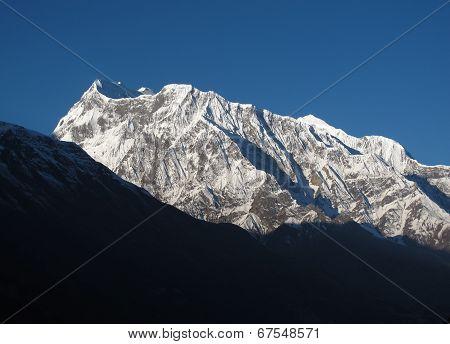 Annapurna And Gangapurna