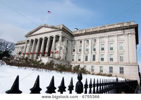 United States Treasury Department