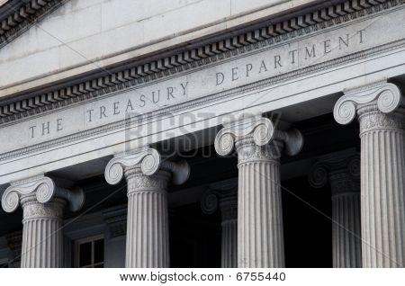 Finanzministerium der Vereinigten Staaten